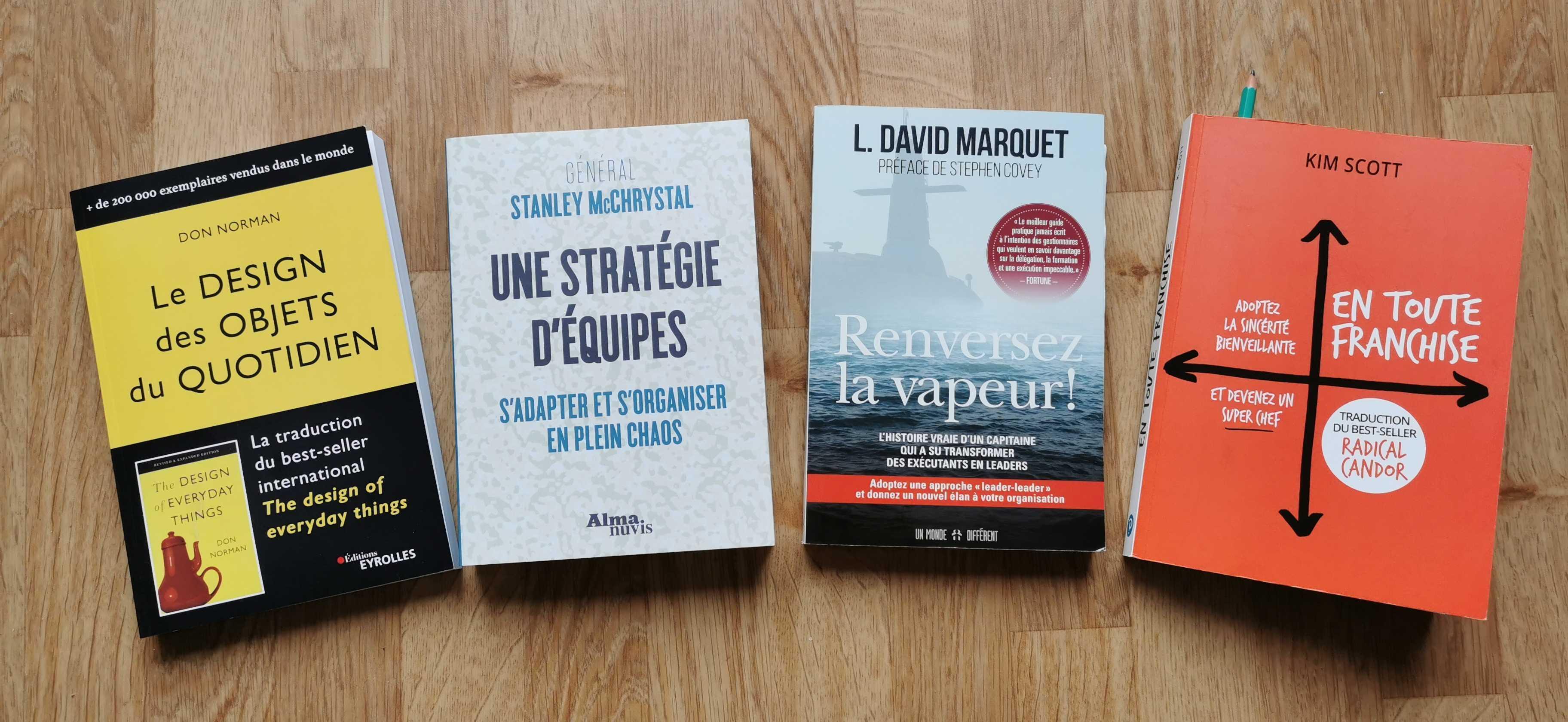 image from Des 'classiques' de l'agile en français